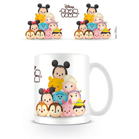 Tsum Tsum Characters Mug
