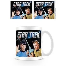 Star Trek Kirk & Spok Mok