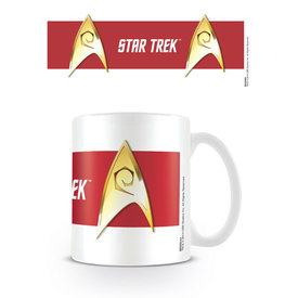 Star Trek Engineering Red Mok