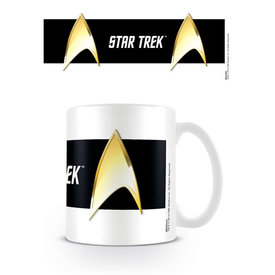 Star Trek Insignia Black Mok