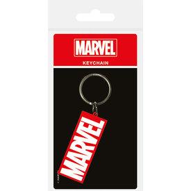 Marvel Logo Keyring