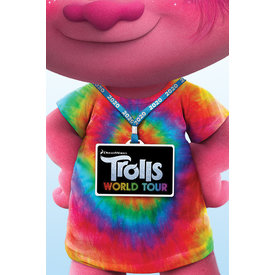 Trolls World Tour Backstage Pass Maxi Poster