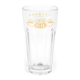 Friends Central Perk Glass Tumbler