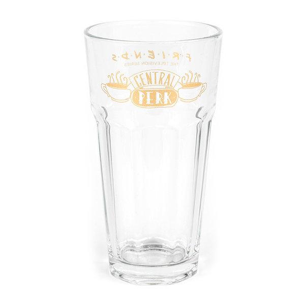 Friends Central Perk Glass Tumbler