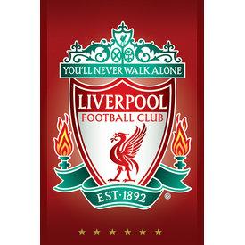 Liverpool FC Crest Maxi Poster