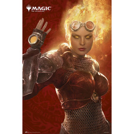 Magic the Gathering Chandra Maxi Poster