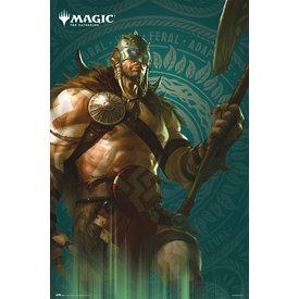 Magic the Gathering Garruk Maxi Poster