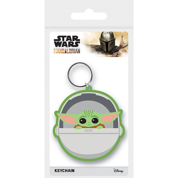 Star Wars The Mandalorian The Child Keyring
