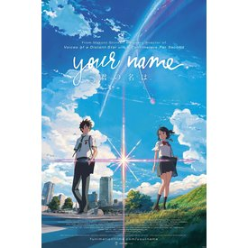 Your Name Maxi Poster