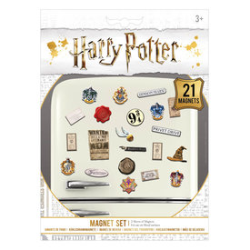 Harry Potter Magneet Set
