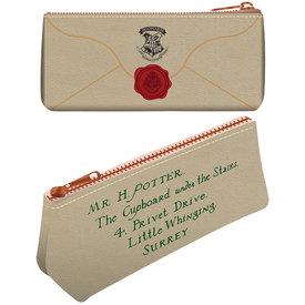 Harry Potter Hogwarts Letter Premium Pencil Case