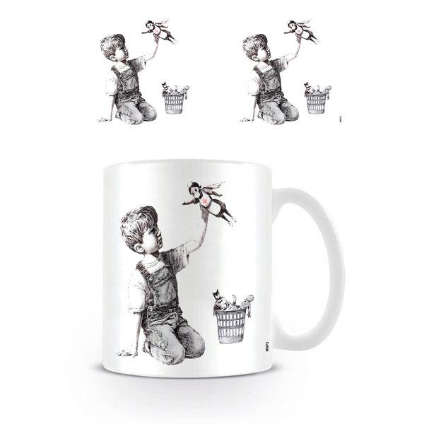 Banksy Game Changer Mug
