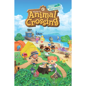 Animal Crossing New Horizons Maxi Poster