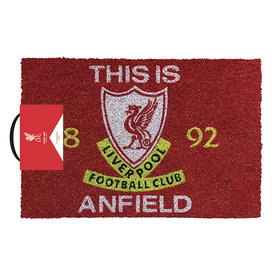 Liverpool FC This Is Anfield Tapis-brosse