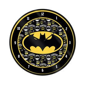 """Batman Logo 10"""" Horloge Murale"""