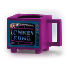 Nintendo Donkey Kong Retro TV Heat Change Mok