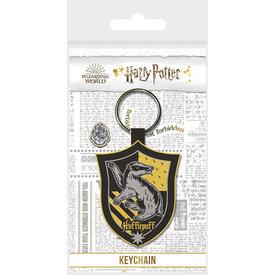 Harry Potter Hufflepuff Porte-clés Tissé