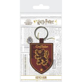 Harry Potter Gryffindor Woven Keyring