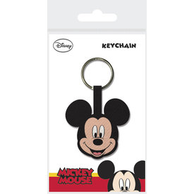 Mickey Mouse Woven Keyring