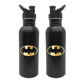DC Comics Batman Metal Canteen Bottle