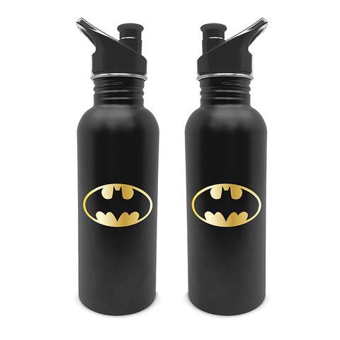 DC Comics Batman Metal Canteen Bottle