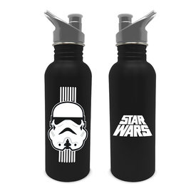 Star Wars Stormtrooper Metal Canteen Bottle