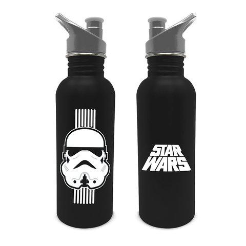 Star Wars Stormtrooper Metal Canteen Bottle