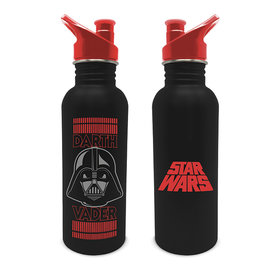 Star Wars Darth Vader Metal Canteen Bottle