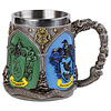 Harry Potter Houses Polyresin Mug