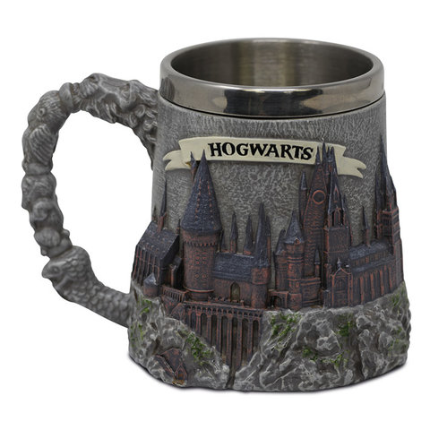Harry Potter Hogwarts Polyresin Mok