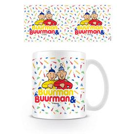 Buurman & Buurman 2D Confetti - Mug