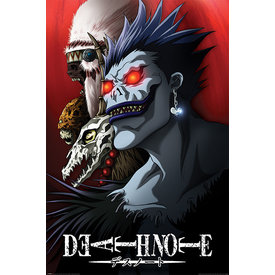 Death Note Shinigami Maxi Poster