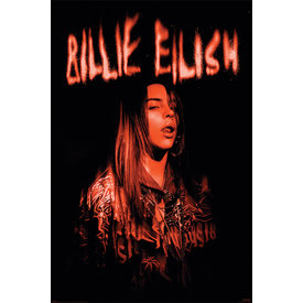 Billie Eilish Spark Maxi Poster