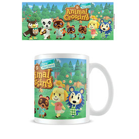 Animal Crossing Lineup Mug