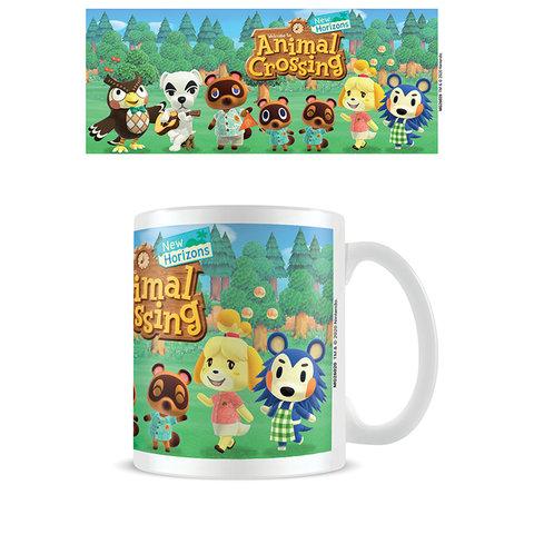 Animal Crossing Lineup Mok
