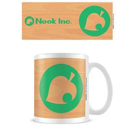 Animal Crossing Nook Inc Mug