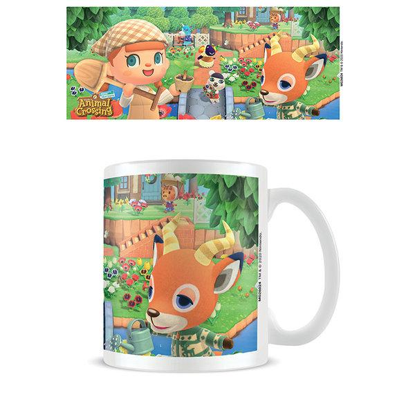 Animal Crossing Spring Mok