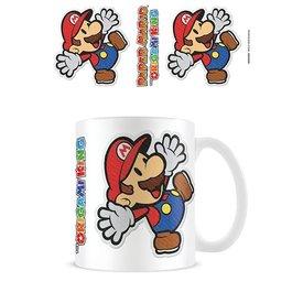 Paper Mario Sticker Mug