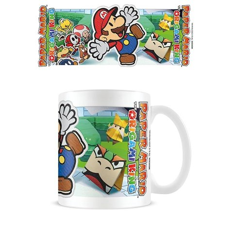 Paper Mario Scenery Cut Out Mok