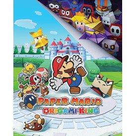Paper Mario The Origami King Mini Poster