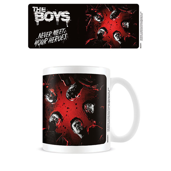 The Boys Encircled Mug