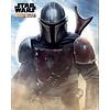 Star Wars The Mandalorian Sand Mini Poster