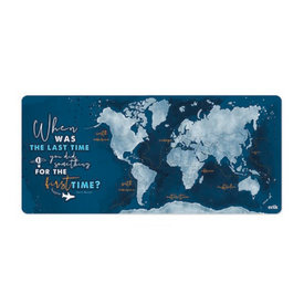 World Map 1 XL Gaming Mat