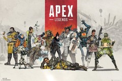Products tagged with apex legends poster