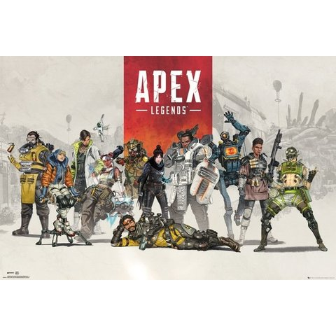 Apex Legends Group- Maxi Poster