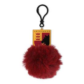Harry Potter Gryffindor Shield - Pom Pom Keyring