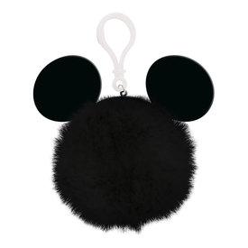 Disney Classic Mickey Mouse Ears - Pom Pom Keyring