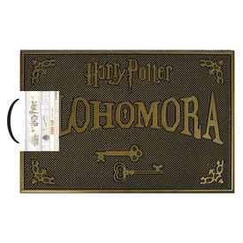 Harry Potter Alohomora Rubber Tapis-brosse