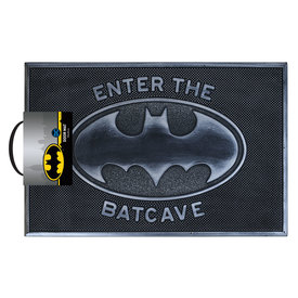 Batman Enter The Batcave Rubber Deurmat