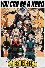 Products tagged with Boku No Hero Academia